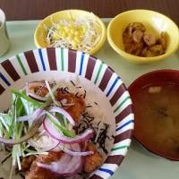 春先のご当地メニュー:チキン南蛮丼