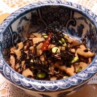 鮪の漬け・とろろ丼&豆腐の野菜あんかけ