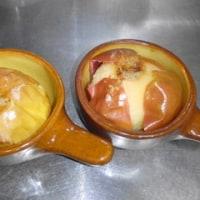 焼きリンゴを作る