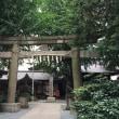 街の中の神社