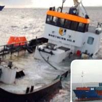 船長が小便に行きタンカーが衝突した