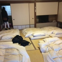 山代温泉、山下屋でお泊りです。