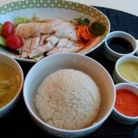 チャターボックス(シンガポール)のチキンライスはとてもオススメ!