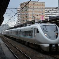 2月12日撮影その8 阪和線にて撮影した特急シリーズより