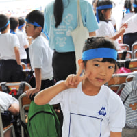 関沢小学校 運動会