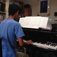 夏のピアノ特別猛特訓!? その1