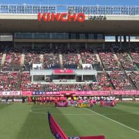 セレッソ大阪4-0新潟@キンチョウスタジアム