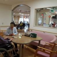 96歳の叔母さんを訪ねて