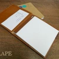 正方形なノートたち