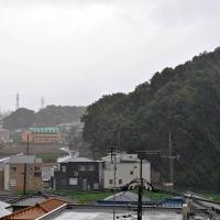 06月21日 雨がひどくなった。