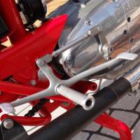 Ducati 250 Mach1 HornHandle
