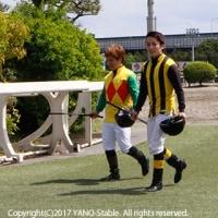 開催中のヒトコマ 小杉亮騎手