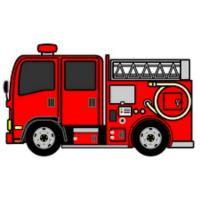 消防車がうどん店って、、