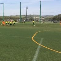 練習試合vs細川SSC
