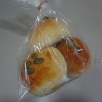 お弁当とラッキーなかぼちゃあんパン♪