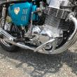 お客様のオートバイ・ホンダCB750K0