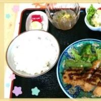 自慢の昼食 紹介 (花いちご)