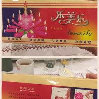 北京からの面白い誕生日キャンドル話