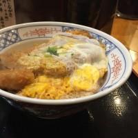 カツ丼(まるや・新橋)