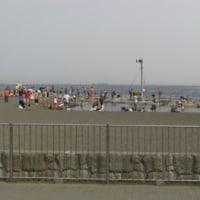 久々の城南島海浜公園♪