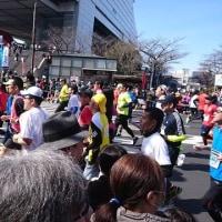 2017東京マラソンと江戸NOREN@両国