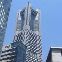 横浜ランドマークタワー スカイガーデンに昇ろう!