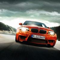 BMW 1Mクーペ(写真)