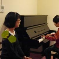 かわいいピアニスト