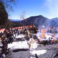 2月11日 信濃比叡 火渡り