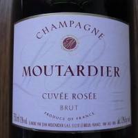 Champagne Jean Moutardier