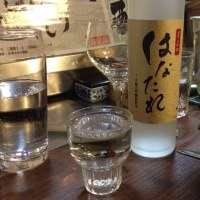千福の焼酎 @脱藩酒亭