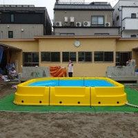 夏本番!!待ちに待ったプールが始まるよ~