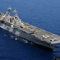 やっと尖閣に米海軍が動いた!