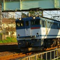 2017年4月24日  東海道貨物線  東戸塚   EF65 2066   単機試単9594レ