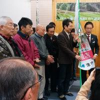 名松線復旧1周年記念事業に参加して
