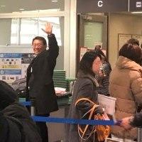 さようなら~クォン領事❤