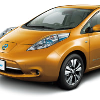 今度は電気自動車