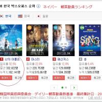韓国での君の名は。人気