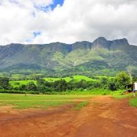 マラウイ最高峰