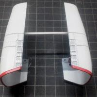 アシェット ファントムF-4J インテーク塗装完了