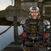 The Elder Scrolls III: Morrowind Game of the Year Edition 日本語化 Steam版