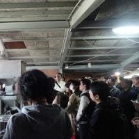 快晴の葛城山麓 「千代酒造」篠峯 春の利き酒会 【奈良・御所】4/23