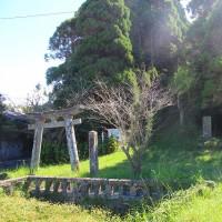 鬼丸神社(日置市)