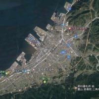 尾道 千光寺公園から見えた四国は どこなのか?特定してみた。