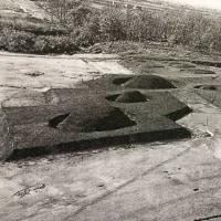 古墳群の調査1