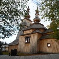 スロバキア周遊の旅<世界遺産カルパチア山脈の木造教会群>