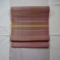 菊池洋守さん 着物1枚に帯4本でコーディネイトしてみました。