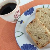 黒糖バナナ食パン