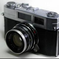 【第590沼】Taron 35Ⅲ F1.9 1958年製造 日本光測機工業株式会社のカメラ