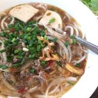 駿河区のベトナム料理屋さんくーろんでランチ